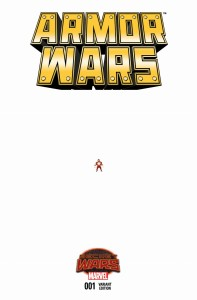 ARMOR WARS #1 FERRY ANT SIZED VAR