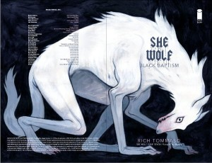 SHE WOLF #7 CVR B WOMENS HISTORY MONTH CHARITY VAR