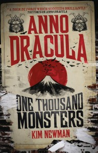 ANNO DRACULA ONE THOUSAND MONSTERS MMPB