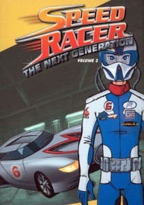 SPEED RACER THE NEXT GENERATION TP VOL 03