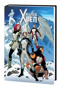 ALL NEW X-MEN PREMIERE HC VOL 04 ALL DIFFERENT