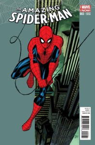 AMAZING SPIDER-MAN #3 SALE VAR
