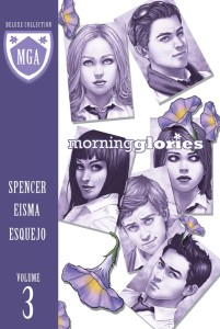 MORNING GLORIES DELUXE HC VOL 03