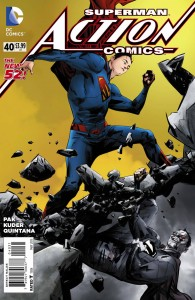 ACTION COMICS #40 LEE VAR ED (N52)