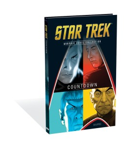 STAR TREK GN COLLECTION #1 COUNTDOWN HC