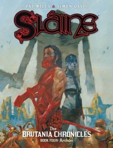 SLAINE BRUTANIA CHRONICLES HC VOL 04