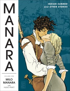 MANARA LIBRARY TP VOL 01 INDIAN SUMMER