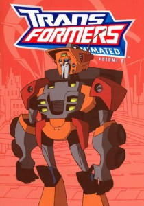 TRANSFORMERS ANIMATED TP VOL 09