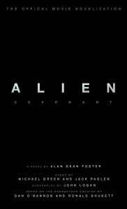 ALIEN COVENANT OFFICIAL NOVELIZATION MMPB