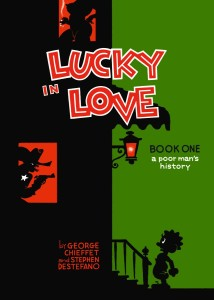LUCKY IN LOVE A POOR MANS HISTORY HC