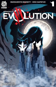 ANIMOSITY EVOLUTION #1 CVR A GAPSTUR