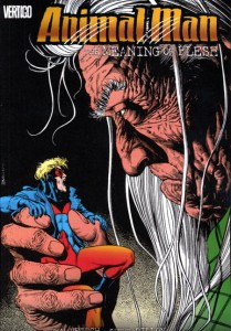 ANIMAL MAN TP VOL 05 THE MEANING OF FLESH