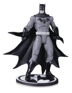 BATMAN BLACK AND WHITE AF BATMAN BY GREG CAPULLO