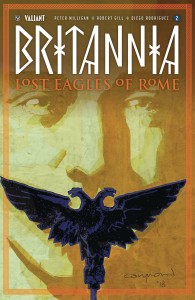 BRITANNIA LOST EAGLES OF ROME #2 (OF 4) CVR A NORD