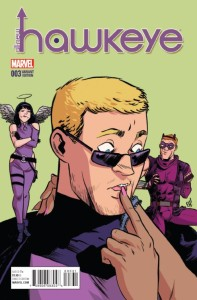 ALL NEW HAWKEYE #3 HENDERSON VAR