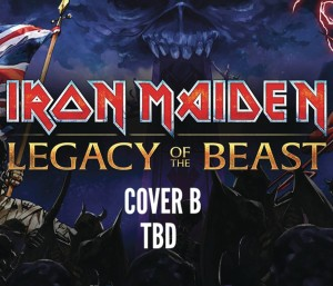 IRON MAIDEN LEGACY OF THE BEAST #5 (OF 5) CVR B TBD