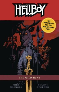 HELLBOY WILD HUNT TP VOL 2ND ED