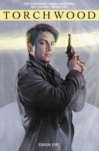 TORCHWOOD TP VOL 02 STATION ZERO