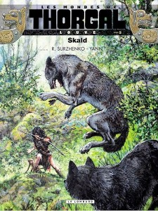 Thorgal - Louve Tom 5 Skald HC