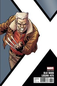 OLD MAN LOGAN #25 KIRK CORNER BOX VAR