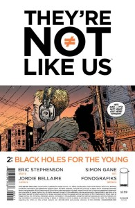 THEYRE NOT LIKE US #2