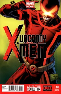 UNCANNY X-MEN #1 QUESADA VAR NOW VF