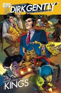 DIRK GENTLYS HOLISTIC DETECTIVE AGENCY #1 (OF 5)