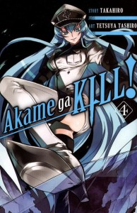 AKAME GA KILL GN VOL 04