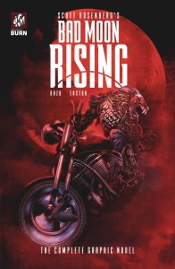 BAD MOON RISING COMPLETE GRAPHIC NOVEL TP