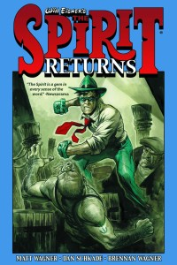 WILL EISNER SPIRIT RETURNS HC
