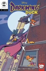 DISNEY DARKWING DUCK #5