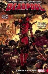 DEADPOOL WORLDS GREATEST TP VOL 02 END OF AN ERROR