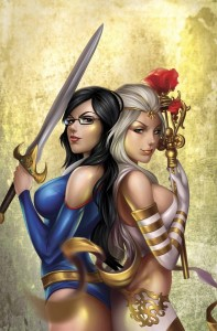 GRIMM FAIRY TALES VS WONDERLAND TP