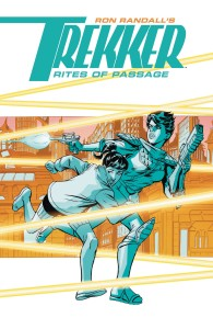 TREKKER RITES OF PASSAGE TP