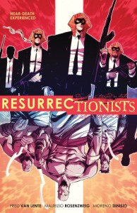 RESURRECTIONISTS TP VOL 01 NEAR DEATH EXPERIENCED