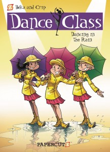 DANCE CLASS HC VOL 09 DANCING IN THE RAIN