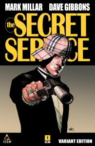 SECRET SERVICE #1 (OF 6) VAR VF