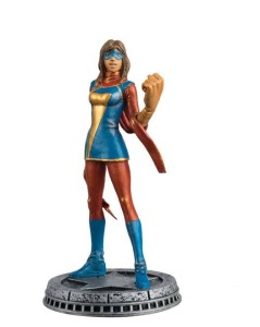 MARVEL CHESS FIG COLL MAG #69 MS MARVEL WHITE PAWN