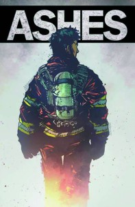 ASHES FIREFIGHTERS TALE GN
