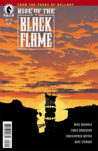 RISE OF THE BLACK FLAME #2 (OF 5)