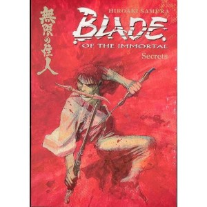 BLADE OF THE IMMORTAL TP VOL 10 SECRETS