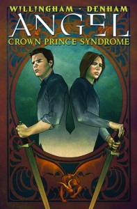 ANGEL HC VOL 02 CROWN PRINCE SYNDROME