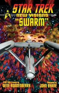 STAR TREK NEW VISIONS SPECIAL SWARM (ONE SHOT)