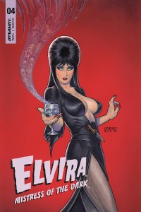 ELVIRA MISTRESS OF DARK #5 CVR A LINSNER