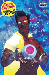 CAVE CARSON HAS A INTERSTELLAR EYE #1 VAR ED