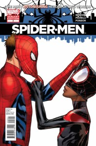 SPIDER-MEN #2 (OF 5) PICHELLI VAR VF