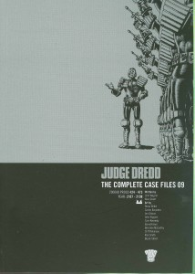 JUDGE DREDD COMPLETE CASE FILES TP VOL 09