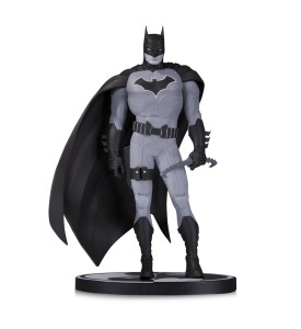 BATMAN BLACK & WHITE STATUE BY JOHN ROMITA JR