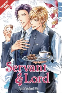 SERVANT & LORD MANGA GN COMPLETE