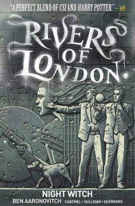 RIVERS OF LONDON NIGHT WITCH TP